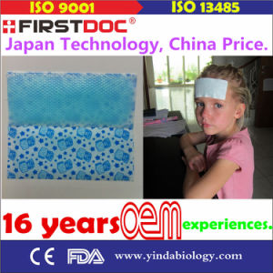 No. 1 Quality OEM Fever Cooling Gel Patch 4*11cm pictures & photos