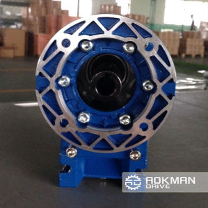 High Efficiency Km Hypoid Gearbox pictures & photos