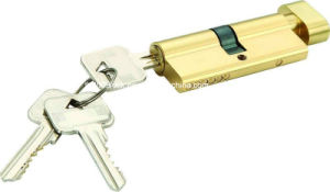 High Quality Mortise Door Lock Cylinder pictures & photos