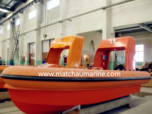 Rigid Inflatable Rescue Boat Craft for Sale pictures & photos