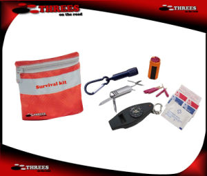 Outdoor Survival Gear Kit (SK16009) pictures & photos