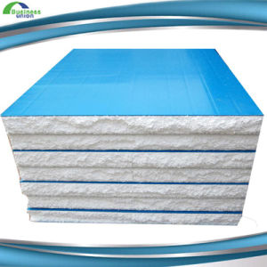 High Quality Light Weight Color Coated Steel EPS Roof Wall Boards pictures & photos