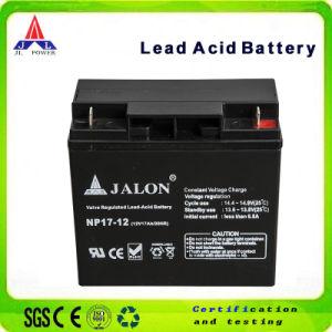 Maintenance Free SLA Battery for Emergency Power System (12V17AH)