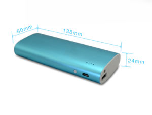 Multi Color Power Bank Charger Portable Power Bank pictures & photos