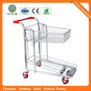 Js-Twt06 China Manufacturer Metal Warehouse Wheelbarrow pictures & photos