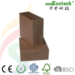 Eco-Friendly Wood Plastic Composite Flooring pictures & photos