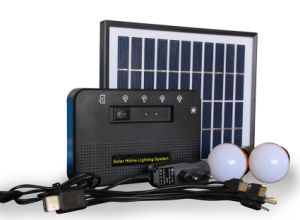 Easy Using New Style Solar Home Lighting System pictures & photos
