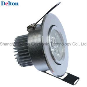 3W Dimmable Customized LED Ceiling Light (DT-TH-3B1) pictures & photos