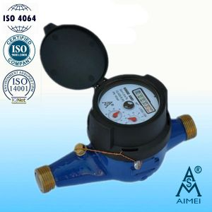 Multi Jet Dry Type Brass Cold Water Meter pictures & photos