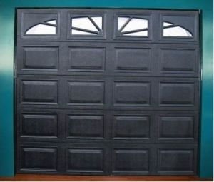 PU Insulated Sectional Door (40mm thick) pictures & photos