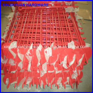 Forging Steel Rebar Rod Power Coated Earth Screw Anchor 48′′ pictures & photos