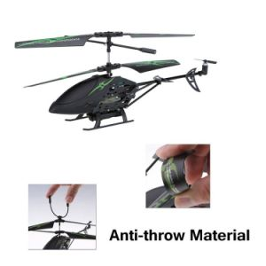 Rh-277118c Opheodrys 3CH Double Propellers Infrared Remote Control Helicopter with Gyros and Camera pictures & photos