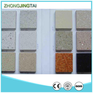 800X800mm Deep Color Microlite Tile Made in Quartz Stone pictures & photos