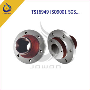Iron Casting CNC Machining Truck Parts Wheel Hub pictures & photos