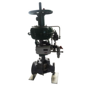 Single Seat Pneumatic Mini Regulating Valve