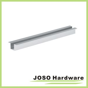 Shower Room Hardware Fitting Sliding Door Aluminum Channel (AL105) pictures & photos