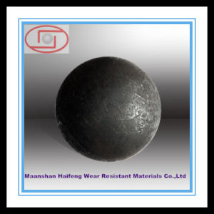 125mm High Hardness Grinding Steel Ball