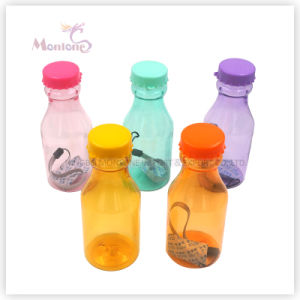 Leak-Proof Unbreakable BPA Free Soda Drinking Water Bottle with Lanyard pictures & photos