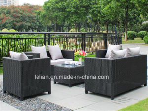 Rattan Garden Ridge Outdoor Furniture of Hot Sale and High Quanlity (LL-RST005) pictures & photos