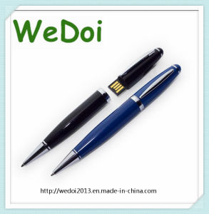 Best Seller Pen USB Flash Drive with 1 Year Warranty (WY-P02) pictures & photos