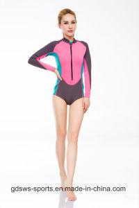 Australia Style Women′s Neoprene Sexy Bikini Wetsuit