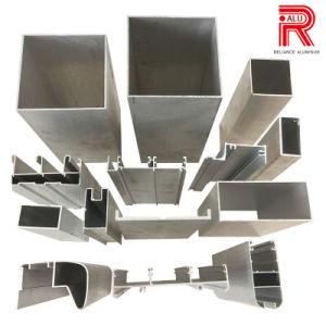 Aluminum/Aluminium Extrusion Profiles for Glass Sliding Window pictures & photos