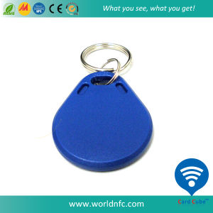 High Quality 125kHz T5577 ABS RFID Keyfob pictures & photos