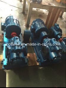 CE Approved SM Triple Screw Fuel Oil Pump pictures & photos