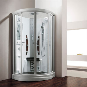 Monalisa Luxurious White Acrylic Steam Shower Enclosure (M-8220) pictures & photos