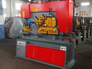 Q35y-25 (120T) Hydraulic Combined Shearing Press pictures & photos