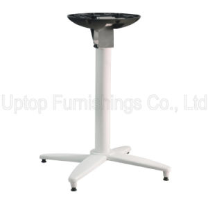 Stack White Folding Table Leg for Restaurant (SP-ATL250) pictures & photos