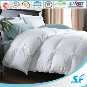 Premium White Goose Down Comforter/ Duvet/Quilt pictures & photos