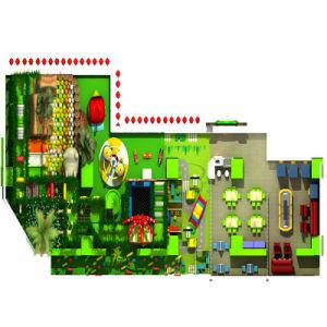 Customized Kids Indoor Plastic Slides Playground pictures & photos