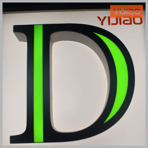 2015 Hot Sale 3D Frontlit LED Illuminated Channel Letter/Sign pictures & photos