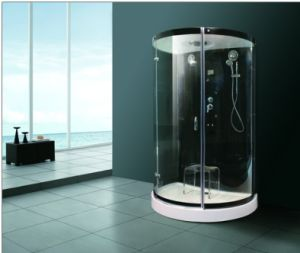 Monalisa Acrylic Computer Round Steam Shower Room M-8289 pictures & photos