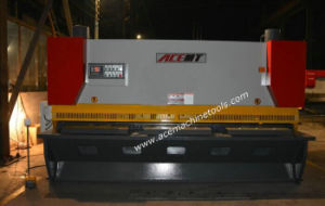 Hydraulic Guillotine Machine (6X2500mm) pictures & photos