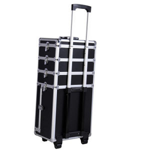 The Best Salable Trolley Makeup Train Case (HX-A0731) pictures & photos