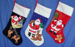 Christmas Stocking (2333-1/ 2333-2/ 2333-3)