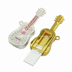 Metal Mini USB3.0 Memory Stick Jewelry USB Pendrive pictures & photos