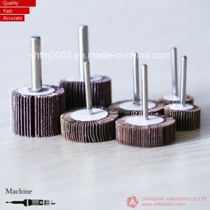 25*25*6mm, P80, Klingspor Ls309X Aluminum Oxide Flap Wheel (Professional Manufacturer) pictures & photos