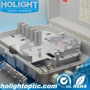 Fiber Optic Terminal Box Fiber Distribution Box FTTH Distribution Box pictures & photos