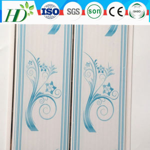 200mm*6mm 1.7kg/1.8kg/2.0kg Qualified PVC Ceilings Panel for Interior Decoration (RN-30) pictures & photos