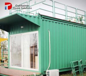 Artificial Modular Container Coffee Shop pictures & photos