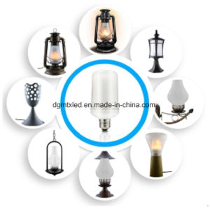 Flame fire bulb new product energy saving LED bulb lighting pictures & photos