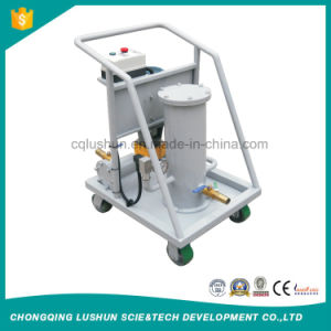 L; Ushun Jl-100A Series Filtering-Type Oil-Purifier / Oil Filtration Machine pictures & photos