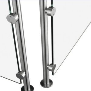 Stainless Handrail Fitting Glass Clamp pictures & photos