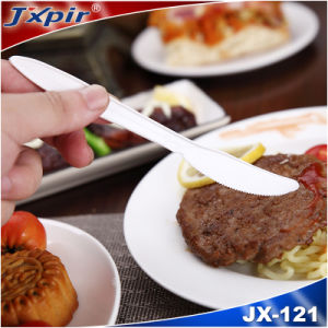 2017 Hot Selling Disposable PP Cutlery Kit with Napkin for Restaurant pictures & photos