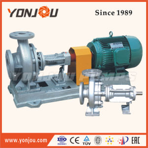 Lqry Large Capacity Hot Oil Pump with Cast Steel &Stainless Steel Thermal Oil Pump pictures & photos