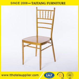 Metal Banquet Chiavari Chair Wholesale Furniture in Different Color Classic Design pictures & photos