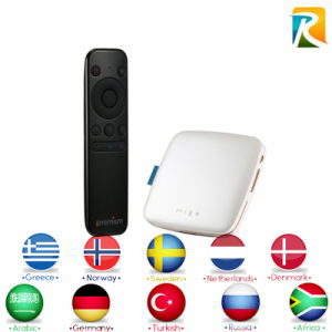 Ipremium Dual OS Mickyhop and Android 6.0 Set Top Box pictures & photos